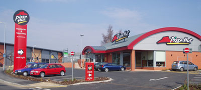 Pizza Hut Wrexham